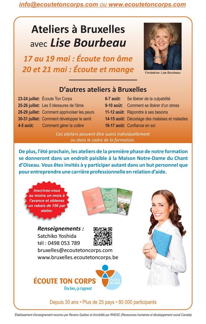 Des Ateliers et/ou Conférences Lise_l10