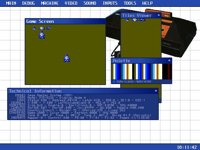 Programmation Master System en Assembleur + variante en C - Page 2 Megama10