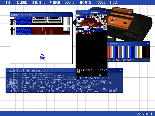 Programmation Master System en Assembleur + variante en C - Page 2 Megama12
