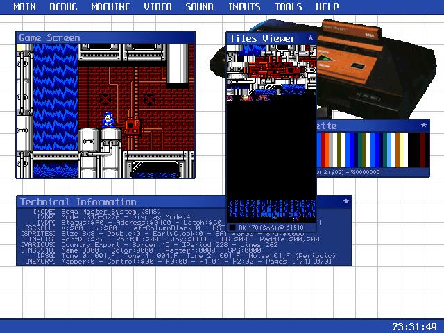 Programmation Master System en Assembleur + variante en C - Page 2 Megama13