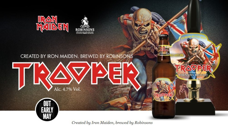 Attention ! Only pour Franglophones. The Trooper Iron Maiden Troope11