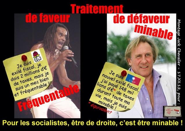 Le bêtisier des socialistes (Chapter two) - Page 5 Depard10