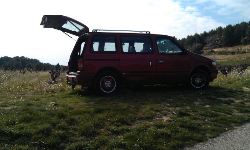 Le S2 2.5 essence 1993 rouge d'aerodave Imag2011