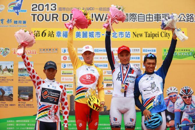 TOUR DE TAIWAN  -- 18 au 24.03.2013 G12