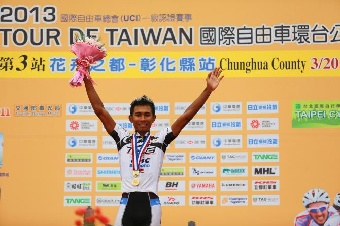 TOUR DE TAIWAN  -- 18 au 24.03.2013 T3210