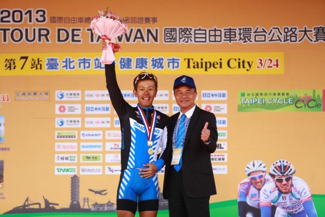 TOUR DE TAIWAN  -- 18 au 24.03.2013 Td210