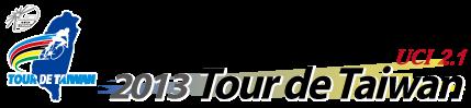 TOUR DE TAIWAN  -- 18 au 24.03.2013 Tourde13