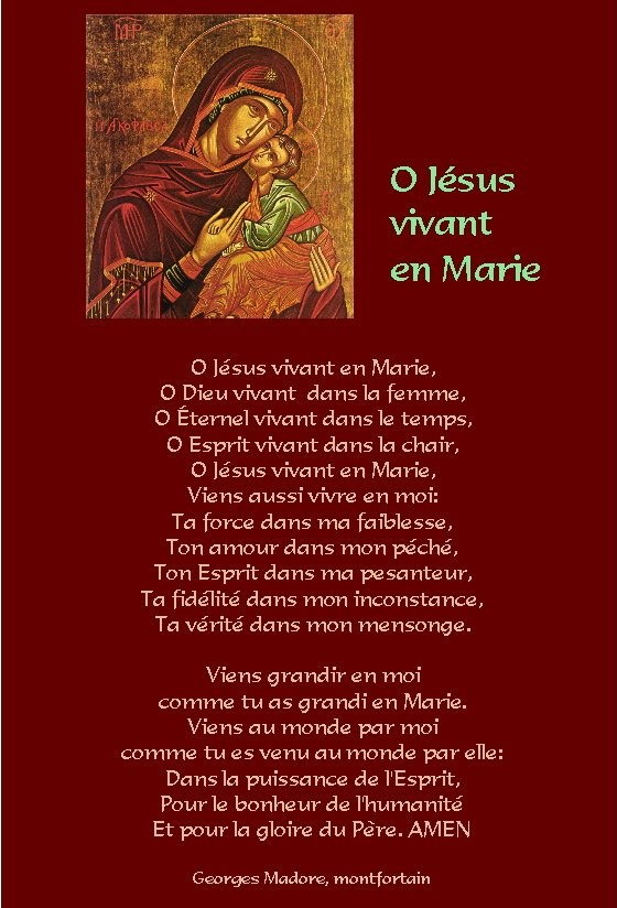 Prière à Notre Dame du Saint Secours Jesus_12