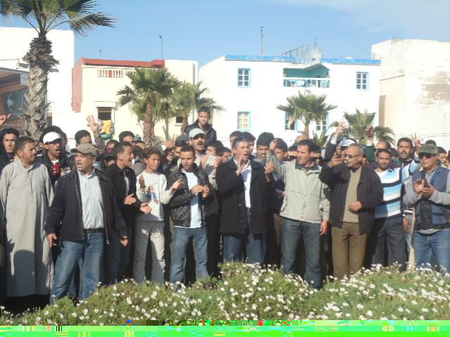 La marche d Essaouira le 20/1/2011 Dsc05617