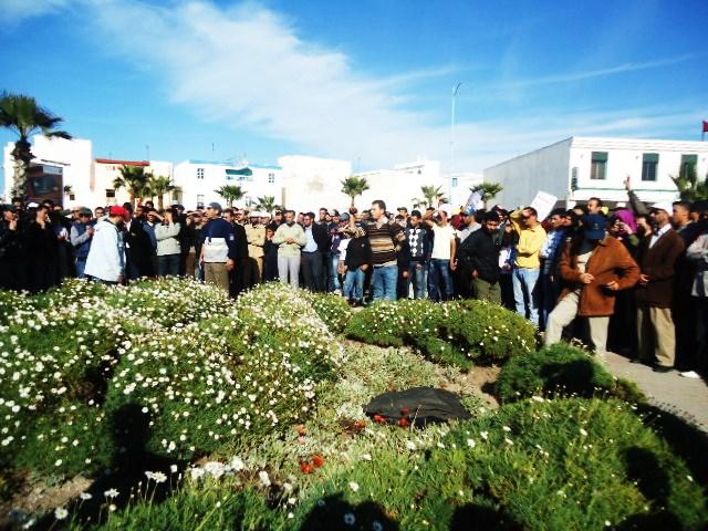 La marche d Essaouira le 20/1/2011 Dsc05619