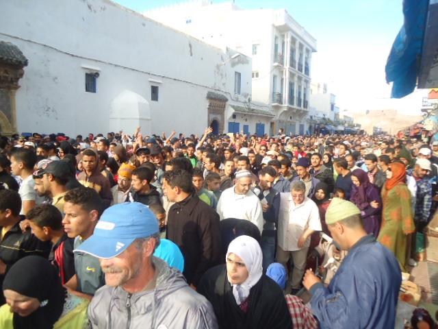 La marche d Essaouira le 20/1/2011 Dsc05715