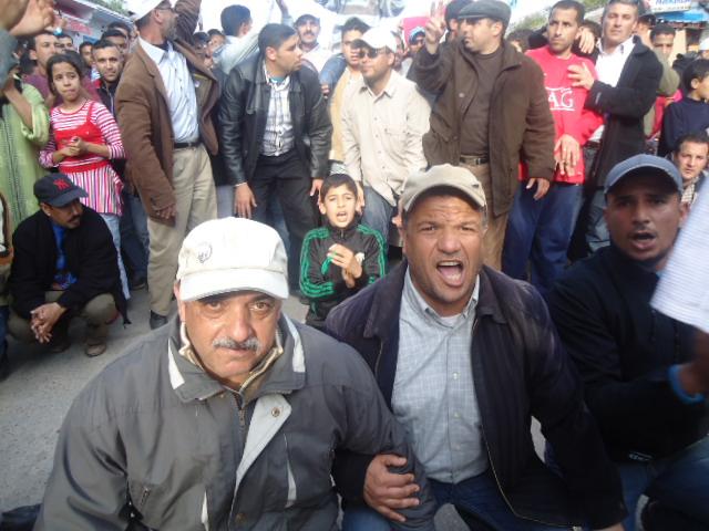 La marche d Essaouira le 20/1/2011 Dsc05717