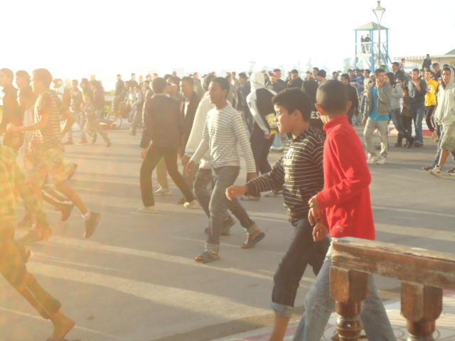 La marche d Essaouira le 20/1/2011 Dsc05733