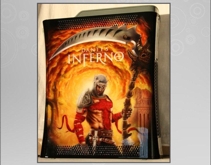 XBOX 360 : Edition DANTE'S INFERNO Dante_11