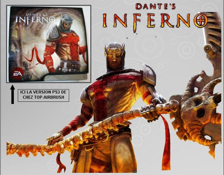 XBOX 360 : Edition DANTE'S INFERNO Dante_12
