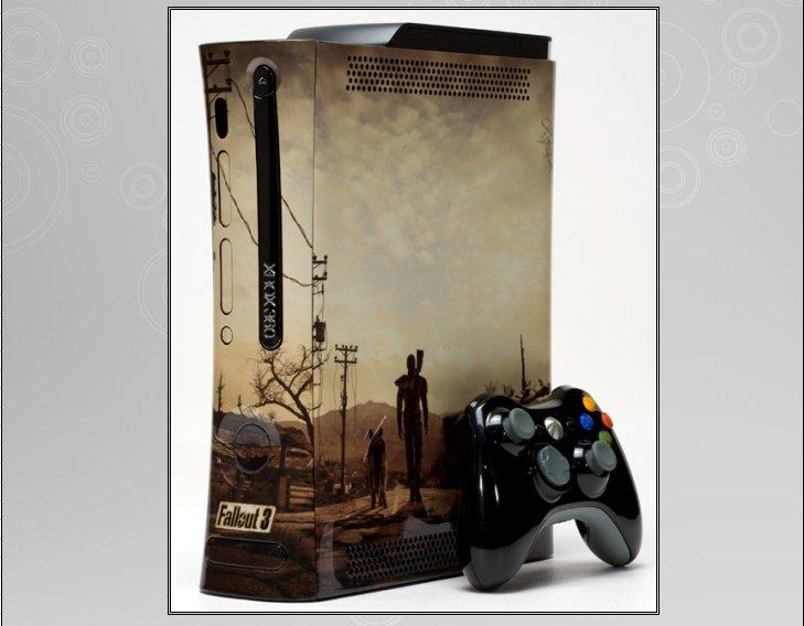XBOX 360 : Edition FALLOUT 3 Fallou12