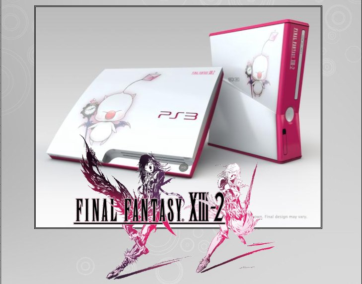 XBOX 360 : Edition FINAL FANTASY XIII-2 Final_12