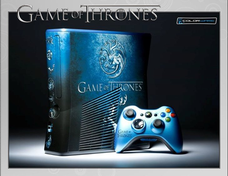 XBOX 360 : Edition GAME OF THRONES Game_t13