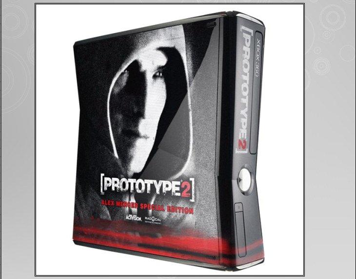 XBOX 360 : Edition PROTOTYPE 2 Protot11