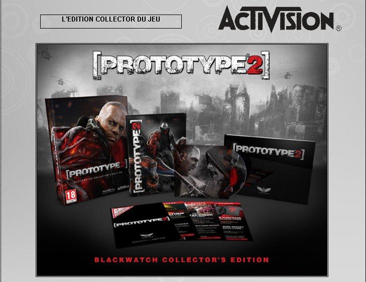 XBOX 360 : Edition PROTOTYPE 2 Protot13