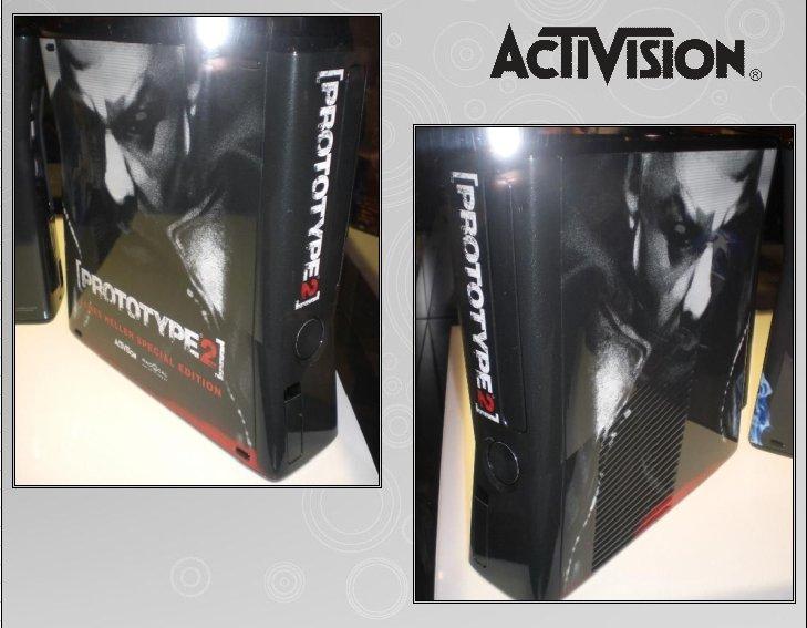 XBOX 360 : Edition PROTOTYPE 2 Protot15