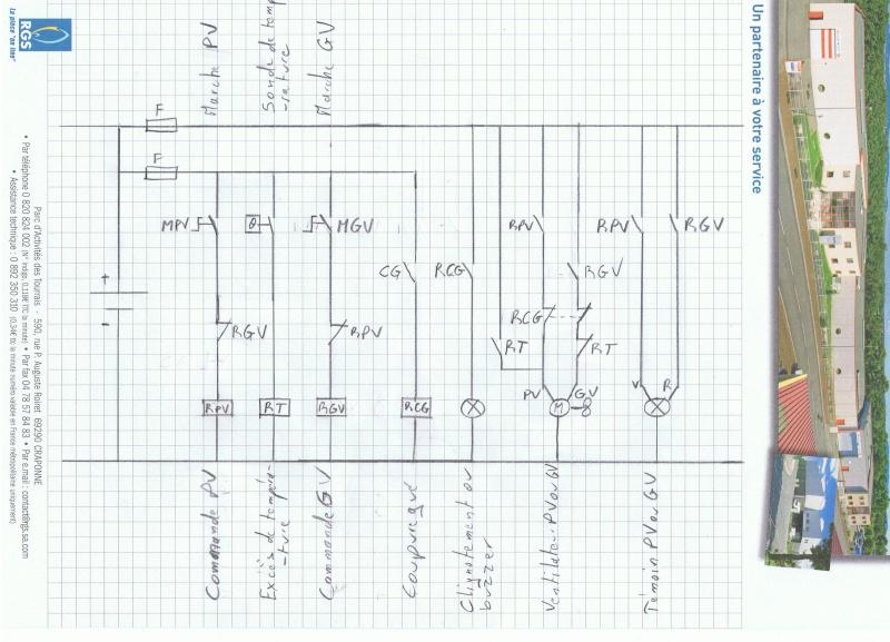 branchement d'un ventilateur kenlowe Comman10