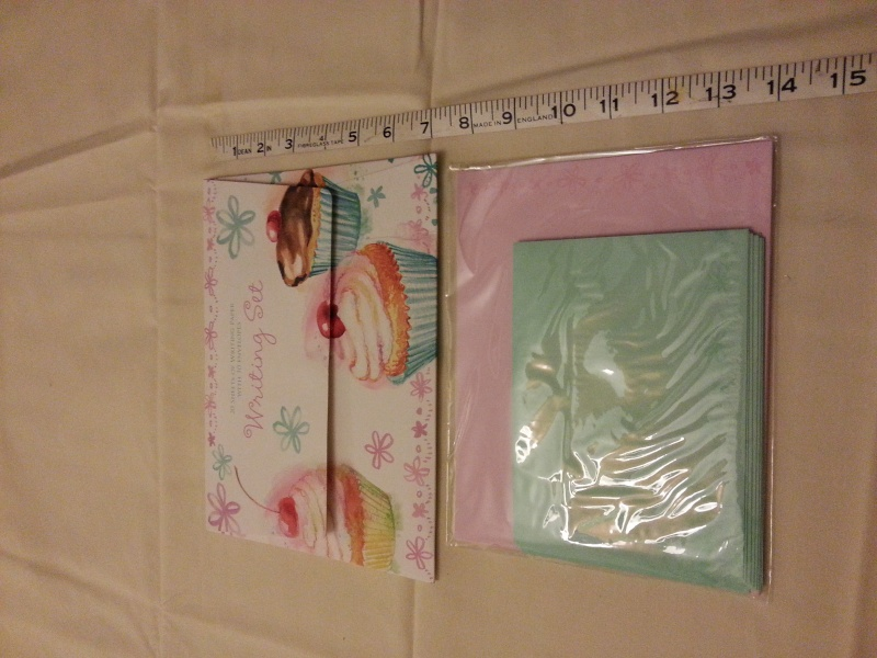 CUPCAKE NOTELET PACK 20130417