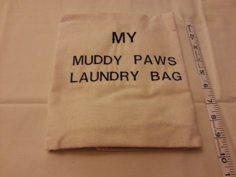 MUDDY PAWS BAG 2 20130420