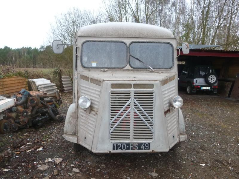 Présentation : type H 1961 et 1953 P1030010