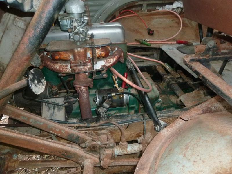 Présentation : type H 1961 et 1953 P1030110