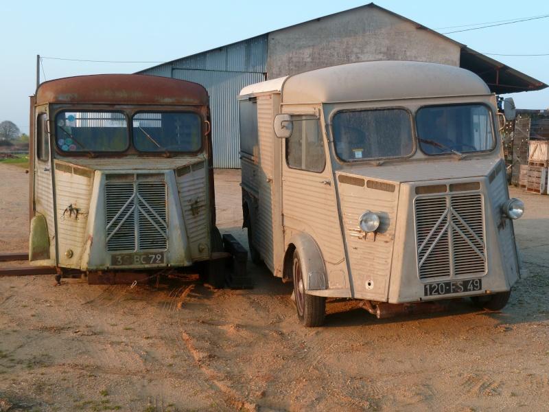 Présentation : type H 1961 et 1953 P1030117