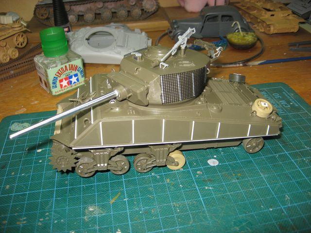 M4A3E2 jumbo sommerfeld 04410