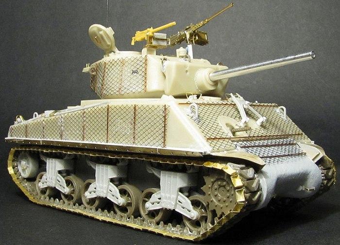 M4A3E2 jumbo sommerfeld Gas48010