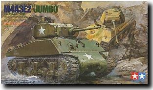 M4A3E2 jumbo sommerfeld Tam35110
