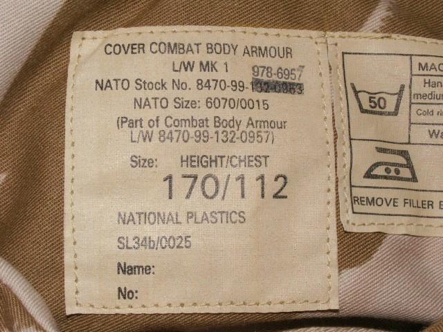 British Jacket lightweight-Gulf War. - Page 2 Pict0015