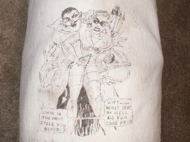 Navy Kit Bag with Artwork Pict0041