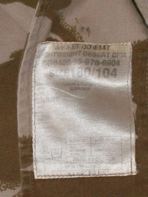 British Jacket lightweight-Gulf War. - Page 2 Pict0116