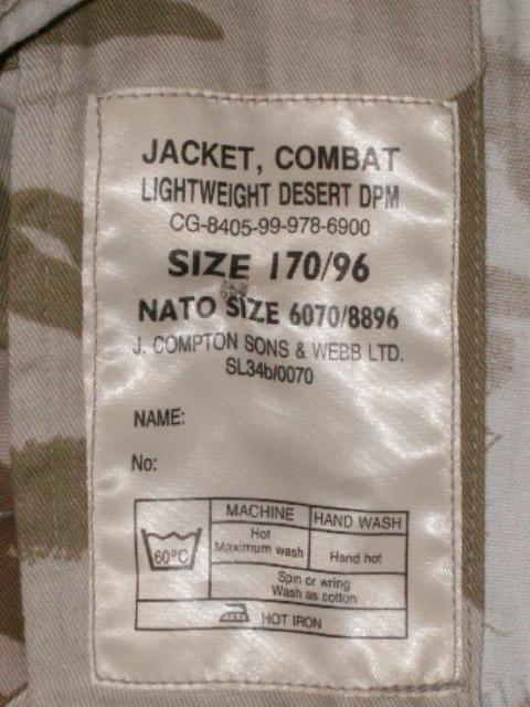 British Jacket lightweight-Gulf War. - Page 2 Pict0117