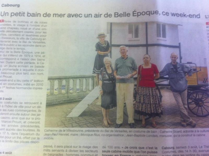 Presse du bal de Versailles - Page 3 10809010