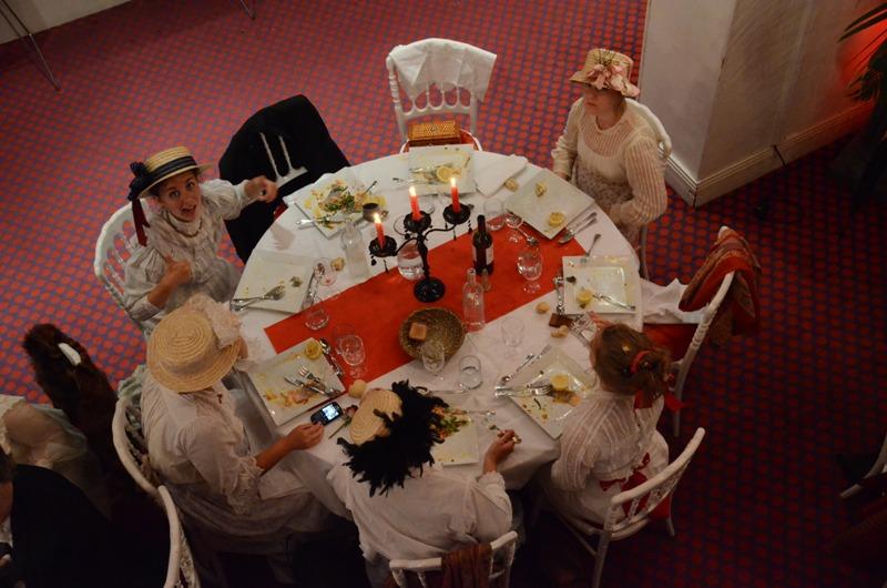Notre weekend Belle époque a Cabourg ( photos) 4 et 5 aout 2012 - Page 2 Cabour43