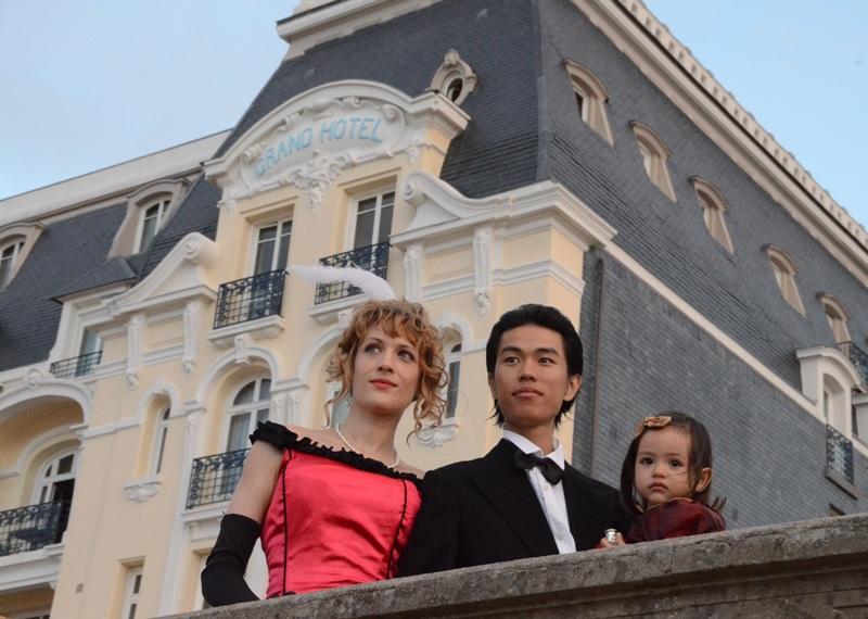Notre weekend Belle époque a Cabourg ( photos) 4 et 5 aout 2012 - Page 2 Cabour45