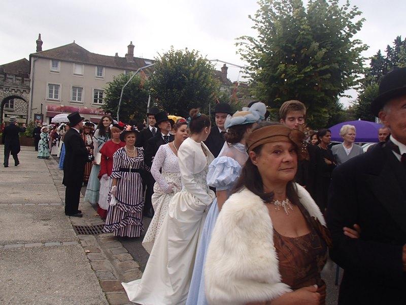 Fete 1900 a Moret sur Loing ( 77) les photos - Page 2 P9281224