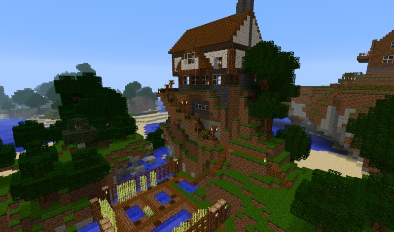 Minecraft screenshots 2011-011