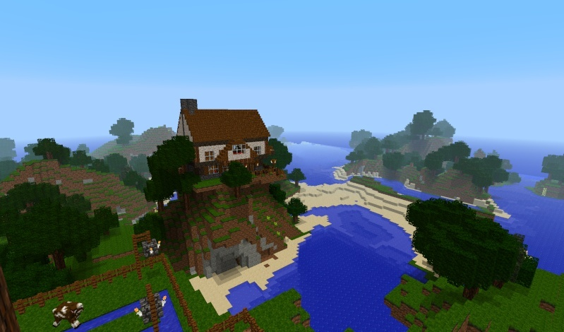 Minecraft screenshots 2011-012