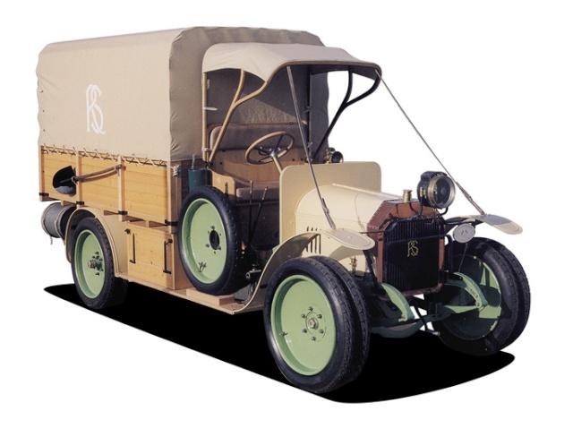 Les débuts de l'automobile au Sahara Rochet10