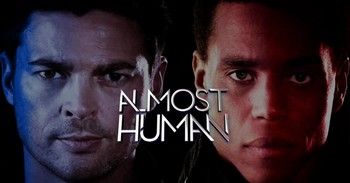 Almost Human Almost10
