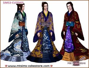Восточные наряды, кимоно 2i131f39