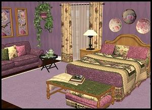 Спальни, кровати (деревенский стиль) - Страница 6 2i131f74