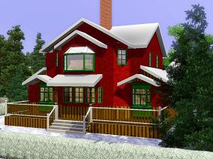 Жилые дома (котеджи) Ddddn160