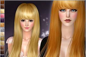 Женские прически (длинные волосы) Ddddnd30